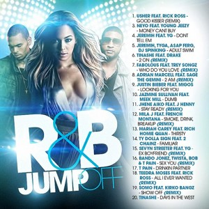 Big Mike-R&B Jumpoff July 2K14 Mixtape