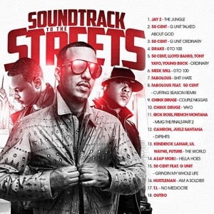 Big Mike-Soundtrack To The Streets July 2K14 Mixtape