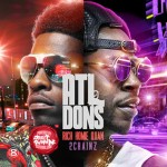 Various Artists-ATL Dons Rich Homie Quan and 2 Chainz Mixtape