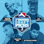 Various Artists-1st Round Draft Picks 3 Mixtape