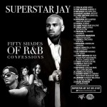 Superstar Jay-Fifty Shades Of R&B Confessions Mixtape