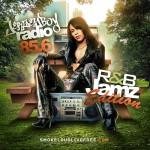 DJ Jerzeyboy-Jerzeyboy Radio R&B Jamz Edition Mixtape