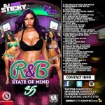 DJ Moe Sticky-RNB State Of Mind 35 Mixtape