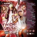 DJ Super G-Twerktastic 2.0 Mixtape