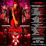 DJ Scratchez-Triple X RnB 3 Mixtape