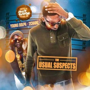 Various Artists-The Usual Suspects Young Dolph and 2 Chainz Edition Mixtape