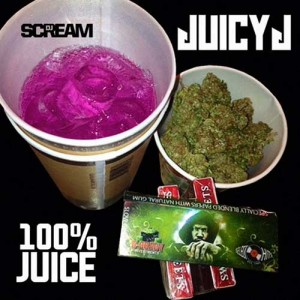 Juicy J-100% Juice Mixtape