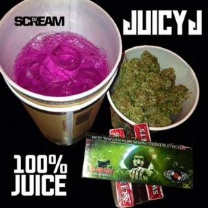 Juicy J-100% Juice Mixtape
