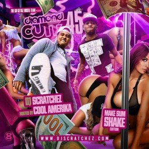 DJ Scratchez-Diamond Cuttz 45 Mixtape