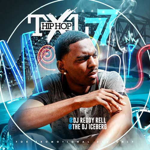 DJ Iceberg and DJ Reddy Rell-Hip Hop TXL Volume 77 Free MP3 Downloads
