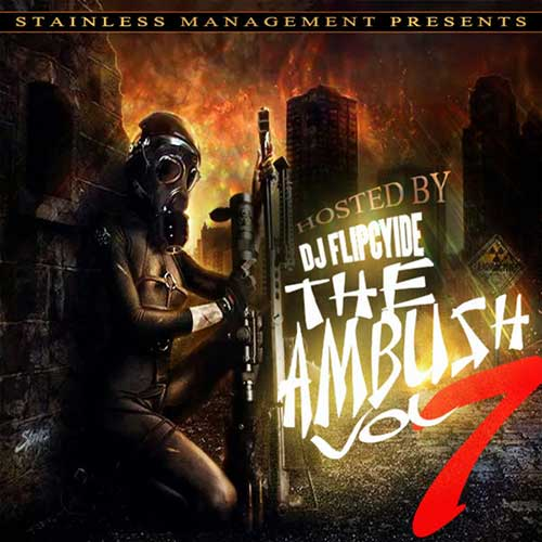 Wu-Tang Family-The Ambush 7 Hosted By DJ Flipcyide