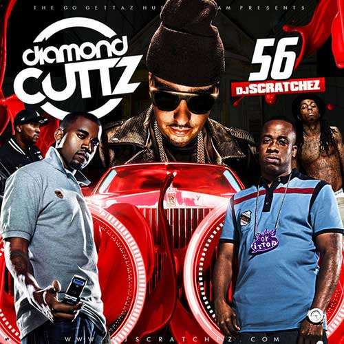 DJ Scratchez-Diamond Cuttz 56 Free MP3 Downloads