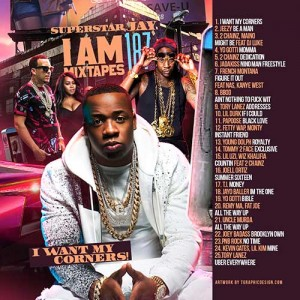 Superstar Jay-I Am Mixtapes 187 Song