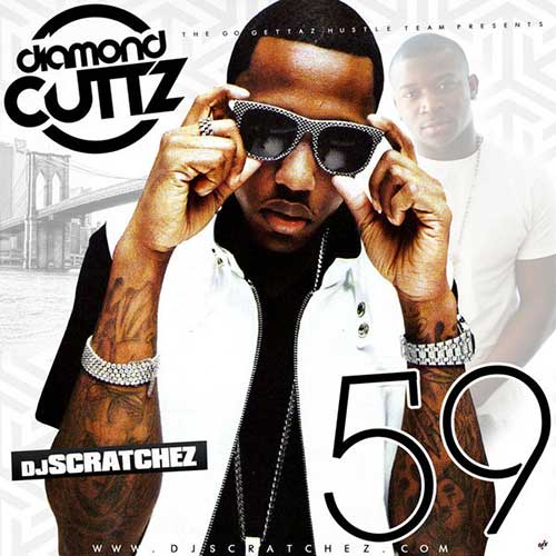 DJ Scratchez-Diamond Cuttz 59 Mixtape