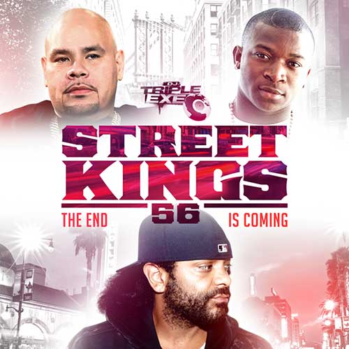 DJ Triple Exe-Street Kings 56 Free MP3 Downloads