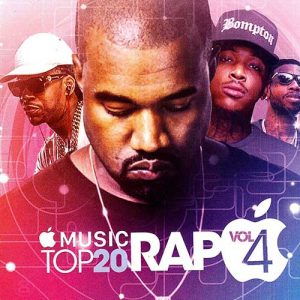 The Empire-Apple Music Top 20 Rap Volume 4 Free MP3 Downloads