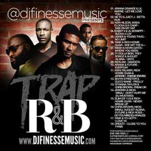 DJ Finesse-Trap R&B Playlist