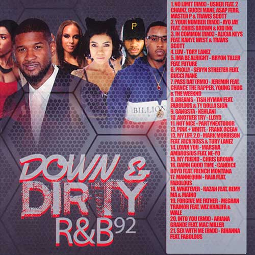 DJ Envy and Tapemasters Inc-Down & Dirty R&B 92 Music Download