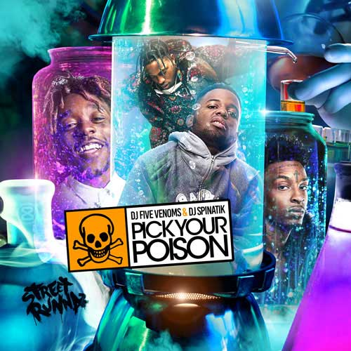 DJ Five Venoms and DJ Spinatik-Pick Your Poison Music Download