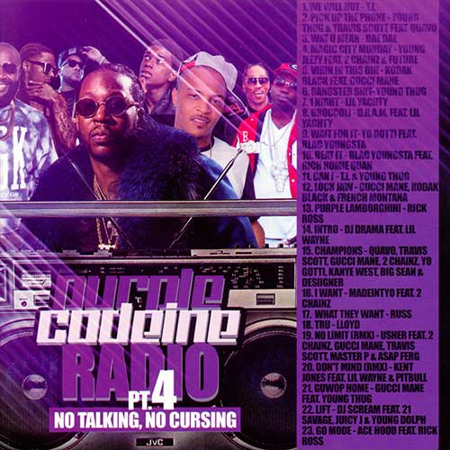 DJ Envy and Tapemasters Inc-Purple Codeine Radio 4 Edited