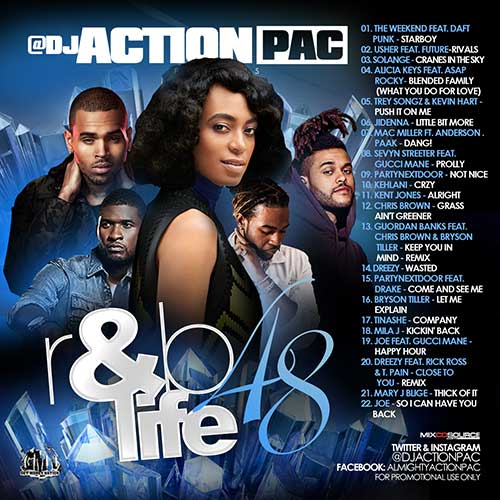 Action Pac-R&B Life 48 Music Download