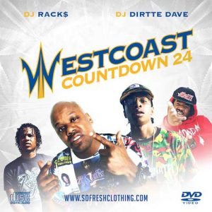 DJ Racks and DJ Dirtte Dave-Westcoast Countdown 24 Download