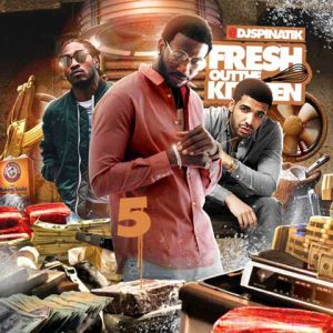 DJ Spinatik-Fresh Out The Kitchen 5 Free Music Downloads