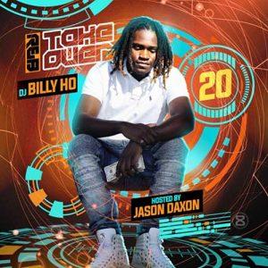 DJ Billy Ho-R&B Takeover 20 MP3 Downloads