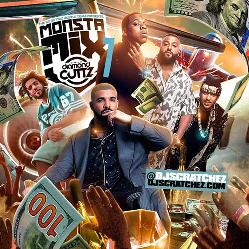 DJ Scratchez-Monsta Mix 7 Drop
