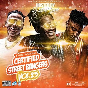 DJ Mad Lurk-This Weeks Certified Street Bangers 23 Playlist