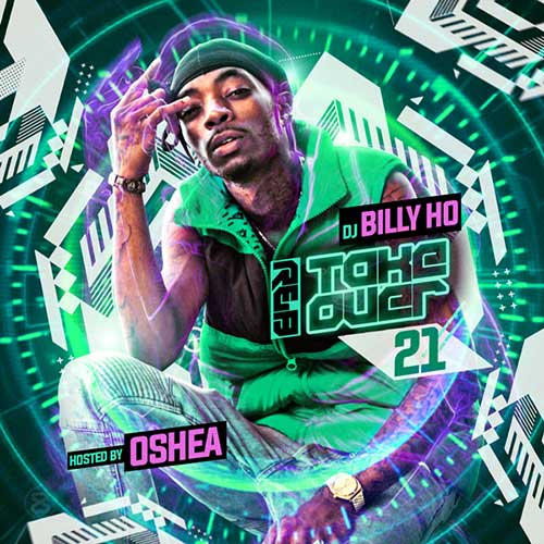DJ Billy Ho-R&B Takeover 21 Compilation