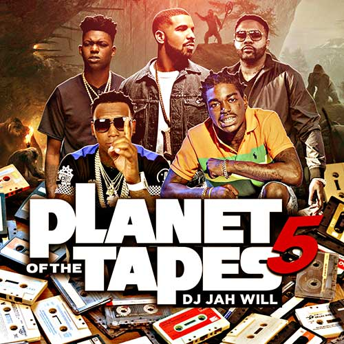 Stream DJ Jah Will-Planet Of The Tapes 5