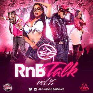 DJ J-Boogie-RnB Talk 35 Music
