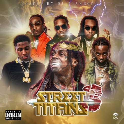 DJ Blak Boy-Street Titans 3 Digital Release