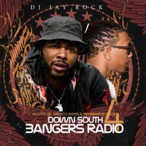 DJ Jay Rock-Down South Bangers Radio 4 Item