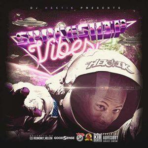 DJ Hektik-Spaceship Vibes Drop