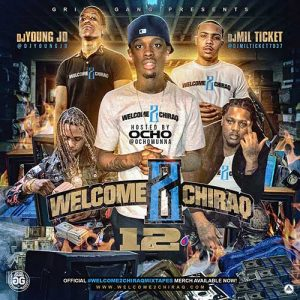 Download DJ Young JD and DJ Mil Ticket-Welcome 2 Chiraq 12