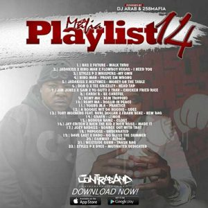 Stream DJ Arab-258 Mafia Playlist Volume 14