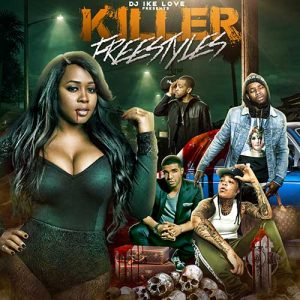 DJ Ike Love-Killer Freestyles Product