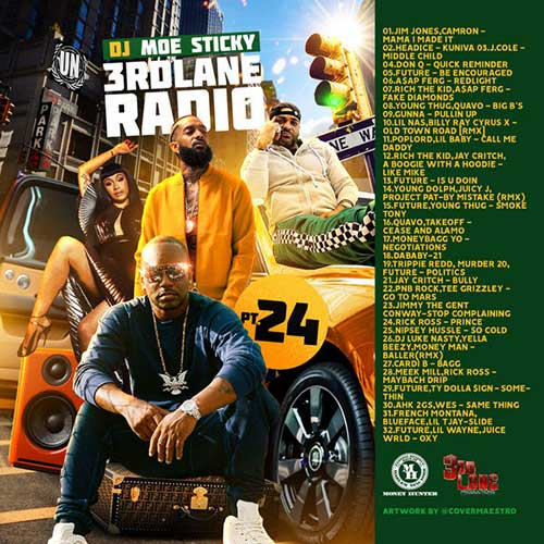 DJ Moe Sticky-3rd Lane Radio Part 24 mp3
