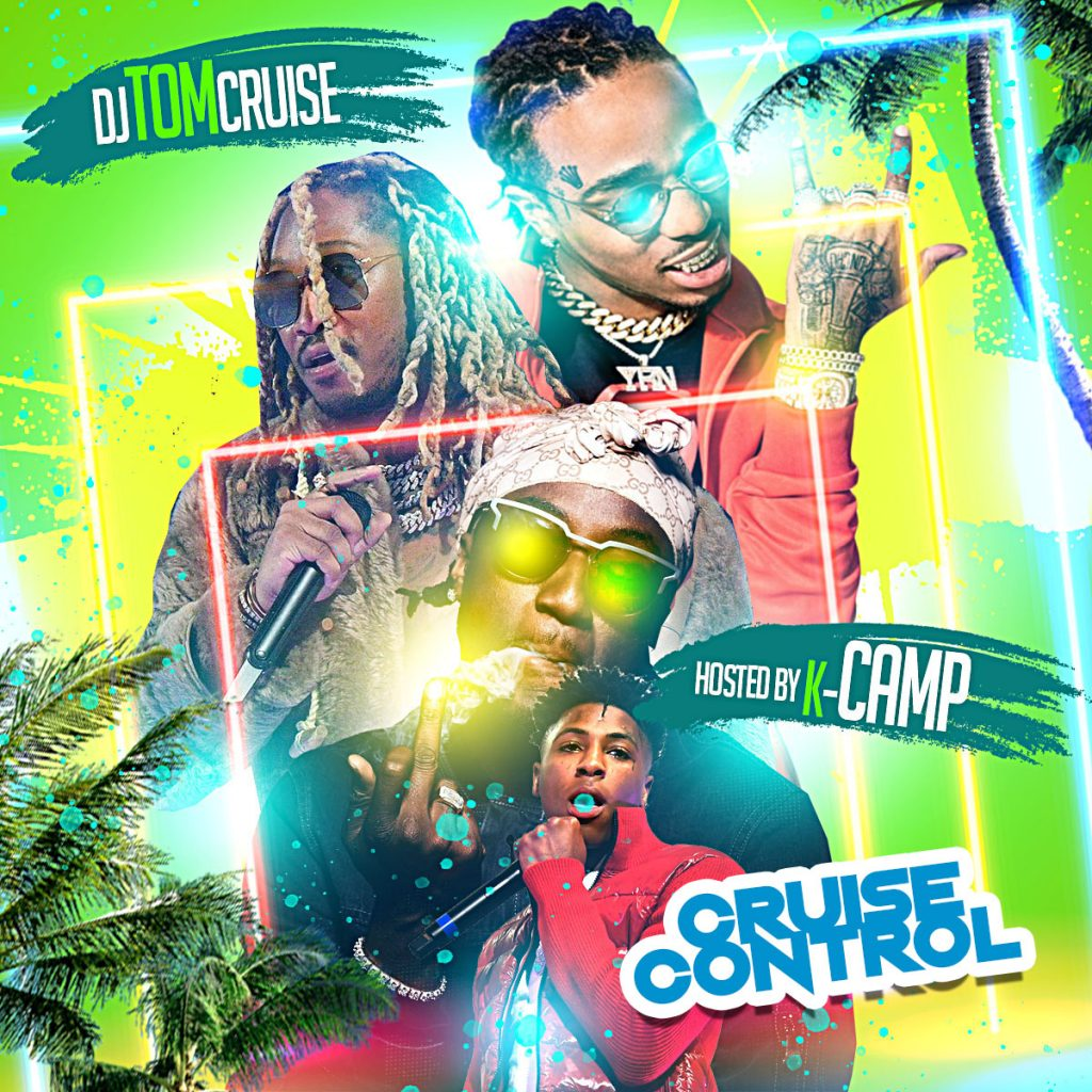DJ Tom Cruise-Cruise Control playlist
