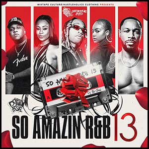 DJ B-Ski-So Amazing R&B 13 MP3