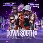 DJ Jerzeyboy-Down South On Lock 6 Mixtape