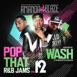 DJ Amanda Blaze-Pop That R&B Jams 12 Mixtape