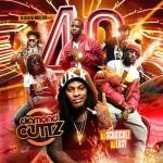 DJ Scratchez and DJ Easy-Diamond Cuttz 40 Mixtape