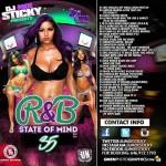 DJ Moe Sticky-RNB State Of Mind 35 Mixtape