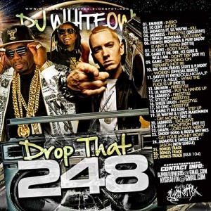 DJ White Owl-White Owl Drop That 248 Release