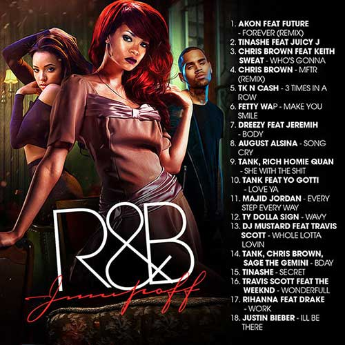 Big Mike-R&B Jumpoff February 2K16 Edition Part One Free Music Download