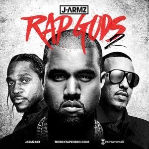 J. Armz-Rap Gods 2 Mixtape