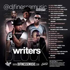 DJ Finesse-Writers Block Free MP3 Downloads